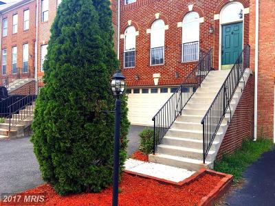Aldie Townhouse For Sale: 41952 Beryl Terrace