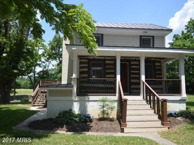 Round Hill Single Family Home For Sale: 35676 Williams Gap Road