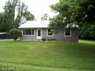 Middleburg Single Family Home For Sale: 22345 St Louis Road