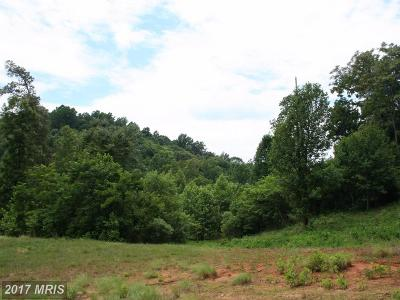 Rappahannock, Madison Residential Lots & Land For Sale: Thrift Road