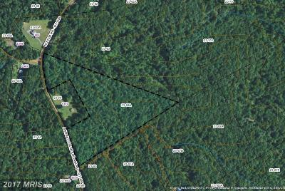 Rappahannock, Madison Residential Lots & Land For Sale: Arrington Mountain Road