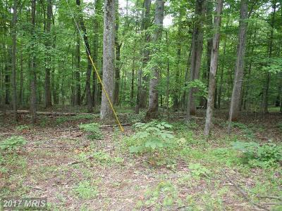 Rappahannock, Fauquier, Madison, Culpeper Residential Lots & Land For Sale: White Oak Lakeview Drive N