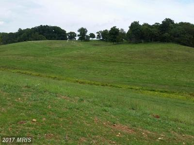 Rappahannock, Fauquier, Madison, Culpeper Residential Lots & Land For Sale: Off Aylor