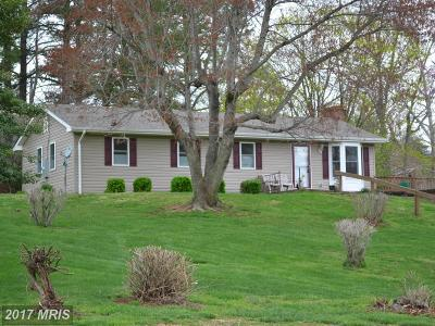 Madison Single Family Home For Sale: 64 Garth Run Road