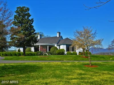 Madison Farm For Sale: 3037 Hebron Valley Road
