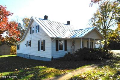 Madison Single Family Home For Sale: 467 Thoroughfare Road