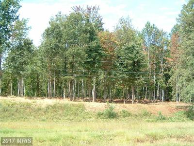 Rappahannock, Fauquier, Madison, Culpeper Residential Lots & Land For Sale: Seminole Trail S