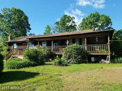 Madison Single Family Home For Sale: 261 Mitchell Mtn Road