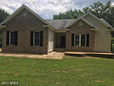 Madison Single Family Home For Sale: 832 Novum Road