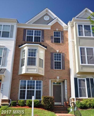 Clarksburg Townhouse For Sale: 23459 Arora Hills Drive