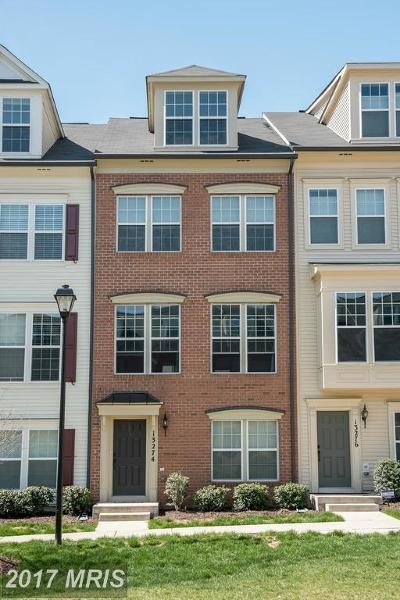 Clarksburg Townhouse For Sale: 13274 Orsay Street #1905