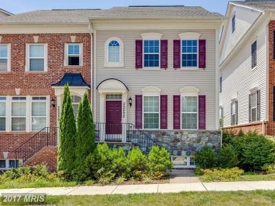 Clarksburg Townhouse For Sale: 23222 Rainbow Arch Drive
