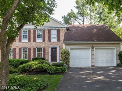 Montgomery Village Single Family Home For Sale: 9917 Shrewsbury Court