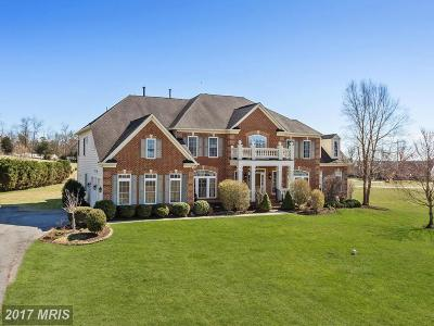 Brookeville Single Family Home For Sale: 21311 Denit Estates Drive