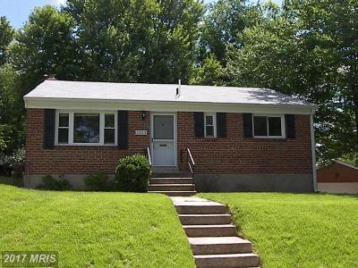 Rockville Single Family Home For Sale