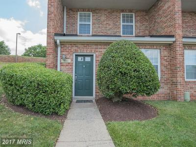 Silver Spring Townhouse For Sale: 4083 Chesterwood Drive