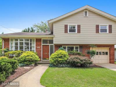 Single Family Home For Sale: 5804 Madison Street