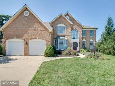 Rockville Single Family Home For Sale: 4002 Fox Valley Drive