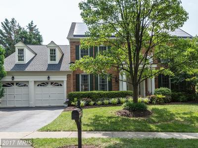 Germantown Single Family Home For Sale: 12005 Arista Manor Way