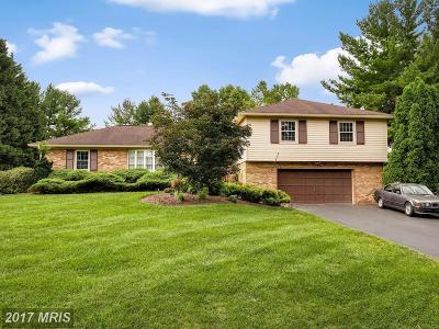 Olney Single Family Home For Sale: 3616 Blankenship Court