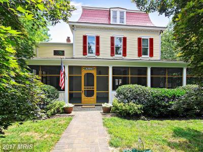 Silver Spring Single Family Home For Sale: 2200 Salisbury Road