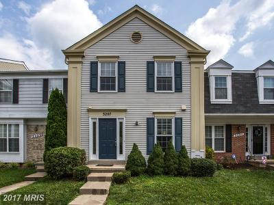 Olney Townhouse For Sale: 3207 Saint Augustine Court