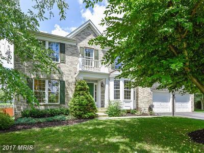 Germantown Single Family Home For Sale: 21308 Seneca Crossing Drive