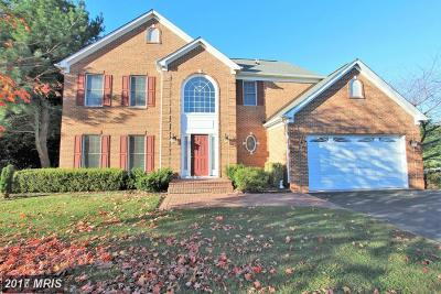 Gaithersburg Single Family Home For Sale: 7217 Cypress Hill Drive
