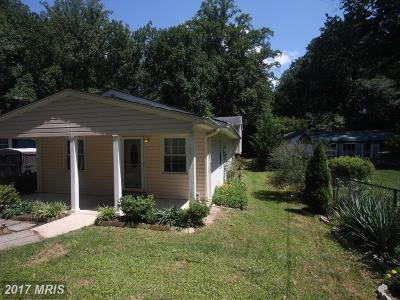 Silver Spring Single Family Home For Sale: 12813 Maple Street