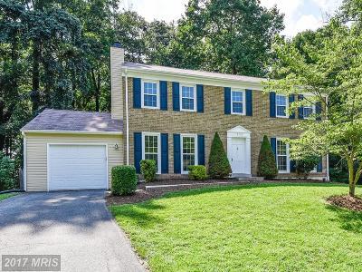 Olney Single Family Home For Sale: 18208 Allwood Terrace