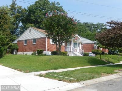Rockville Single Family Home For Sale: 13204 Keating Street