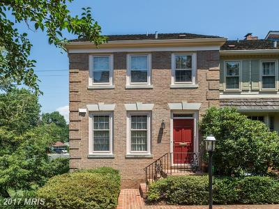 Rockville Townhouse For Sale: 11007 Wickshire Way #L1