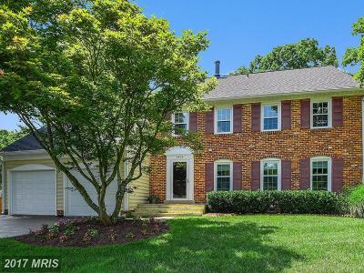 Potomac Single Family Home For Sale: 9404 Althea Court