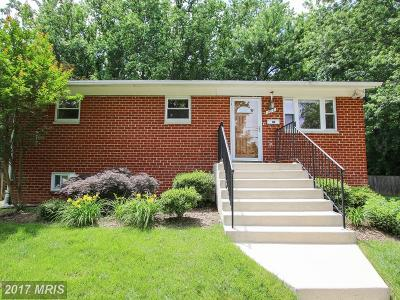 Rockville Single Family Home For Sale: 11014 Troy Road