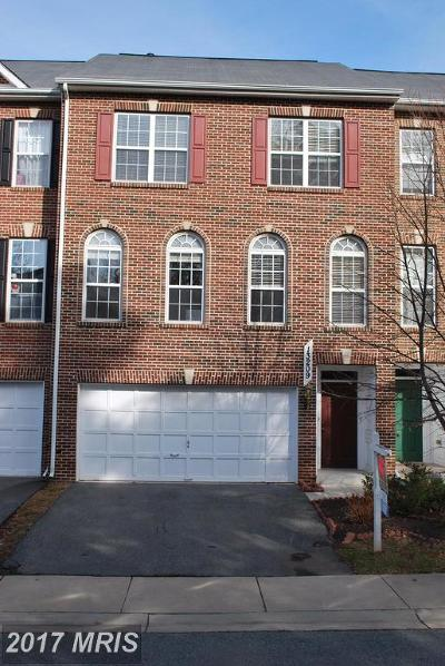 Germantown Townhouse For Sale: 13209 Liberty Bell Court