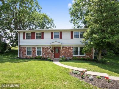 Potomac Single Family Home For Sale: 11628 Deborah Drive