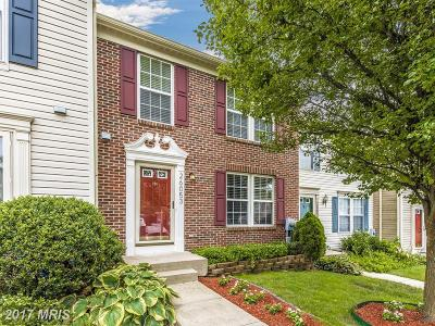 Damascus Townhouse For Sale: 26053 Ridge Manor Drive
