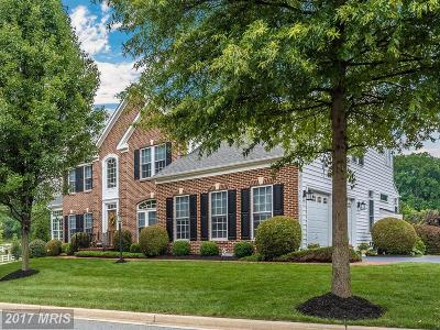 Brookeville Single Family Home For Sale: 18600 Hollow Crest Drive