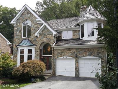 Bethesda Single Family Home For Sale: 10319 Thornbush Lane