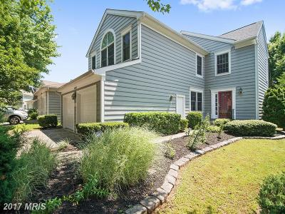 Montgomery Village Single Family Home For Sale: 20307 Marketree Place
