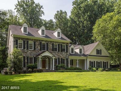 Brookeville Single Family Home For Sale: 310 Haviland Mill Road