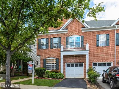 Gaithersburg Townhouse For Sale: 314 Swanton Lane