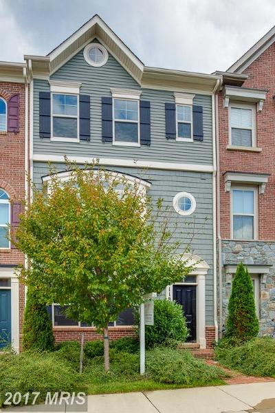 Clarksburg Townhouse For Sale: 11888 Country Squire Way