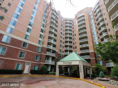 Bethesda Condo For Sale: 7500 Woodmont Avenue #S402