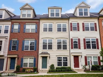 Clarksburg Townhouse For Sale: 13270 Orsay Street #1903