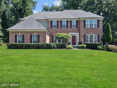 Gaithersburg Single Family Home For Sale: 6307 Grafton Farm Drive