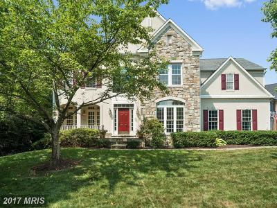 Germantown Single Family Home For Sale: 11510 Seneca Forest Circle