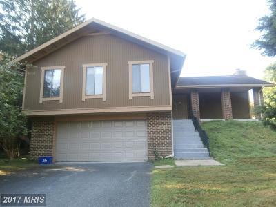 Montgomery Village Single Family Home For Sale: 10709 Wayridge Drive