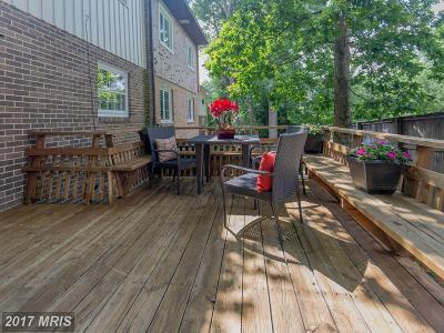 Silver Spring Townhouse For Sale: 10937 Bucknell Drive #19