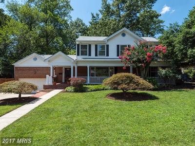 Bethesda Single Family Home For Sale: 5220 Sangamore Road